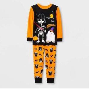 Star Wars Halloween pajamas - darth Vader